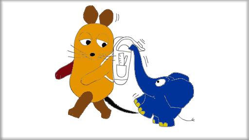 Ausmalbilder - Die Sendung mit der Maus - WDR