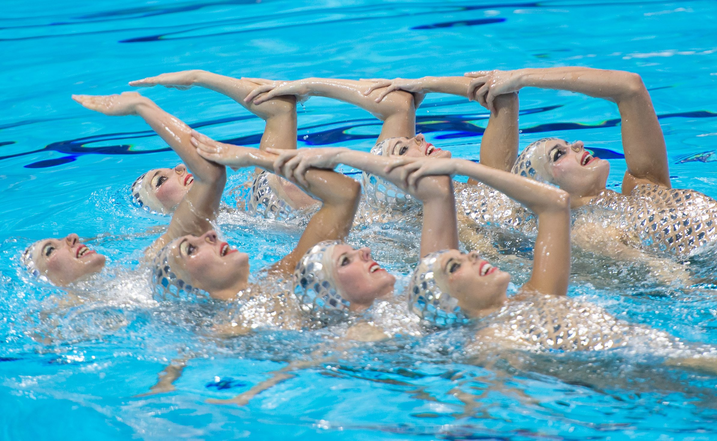 Olympia 2012: Synchronschwimmen