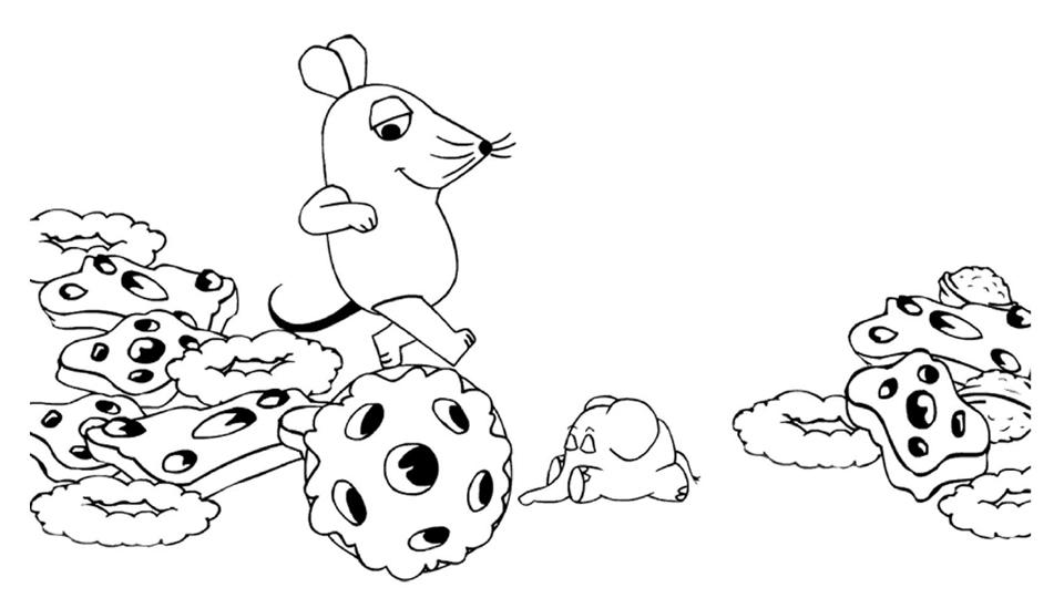 Erfreut Wenn Sie Einer Maus Ein Cookie Malvorlagen Geben Galerie ...