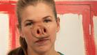 Vorschaubild 'Anke hat einen Schweinerüssel'