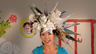 Vorschaubild 'Anke bastelt einen Hut'