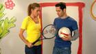 Vorschaubild 'Anke und Denis spielen Fußball'