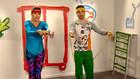 Vorschaubild 'Anke und Denis: Wasserball'