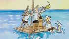 Vorschaubild 'Neun schreckliche Piraten'