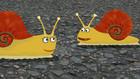 Vorschaubild 'Schnecken malen ein Segelboot'