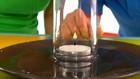 Vorschaubild 'Schwimmendes Teelicht - ein Experiment'