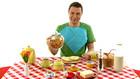 Vorschaubild 'André frühstückt'