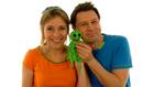 Vorschaubild 'Tanja und André basteln eine Kuschelkrake'