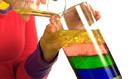 Vorschaubild 'Experiment: Regenbogen im Glas'