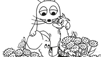 Ausmalbilder Die Seite Mit Der Maus Wdr