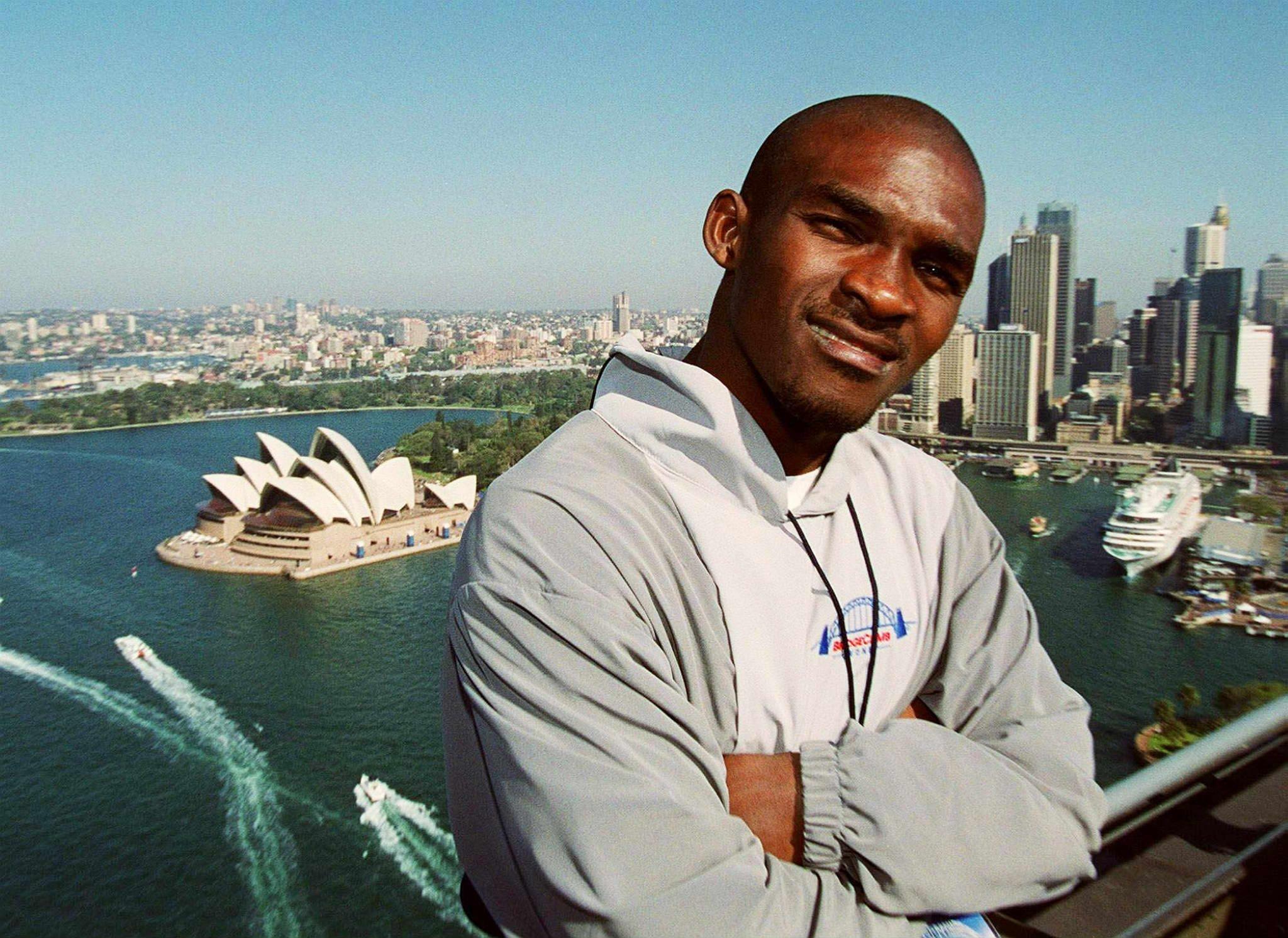 Olympia 2000: Schimm-Held Eric Moussambani