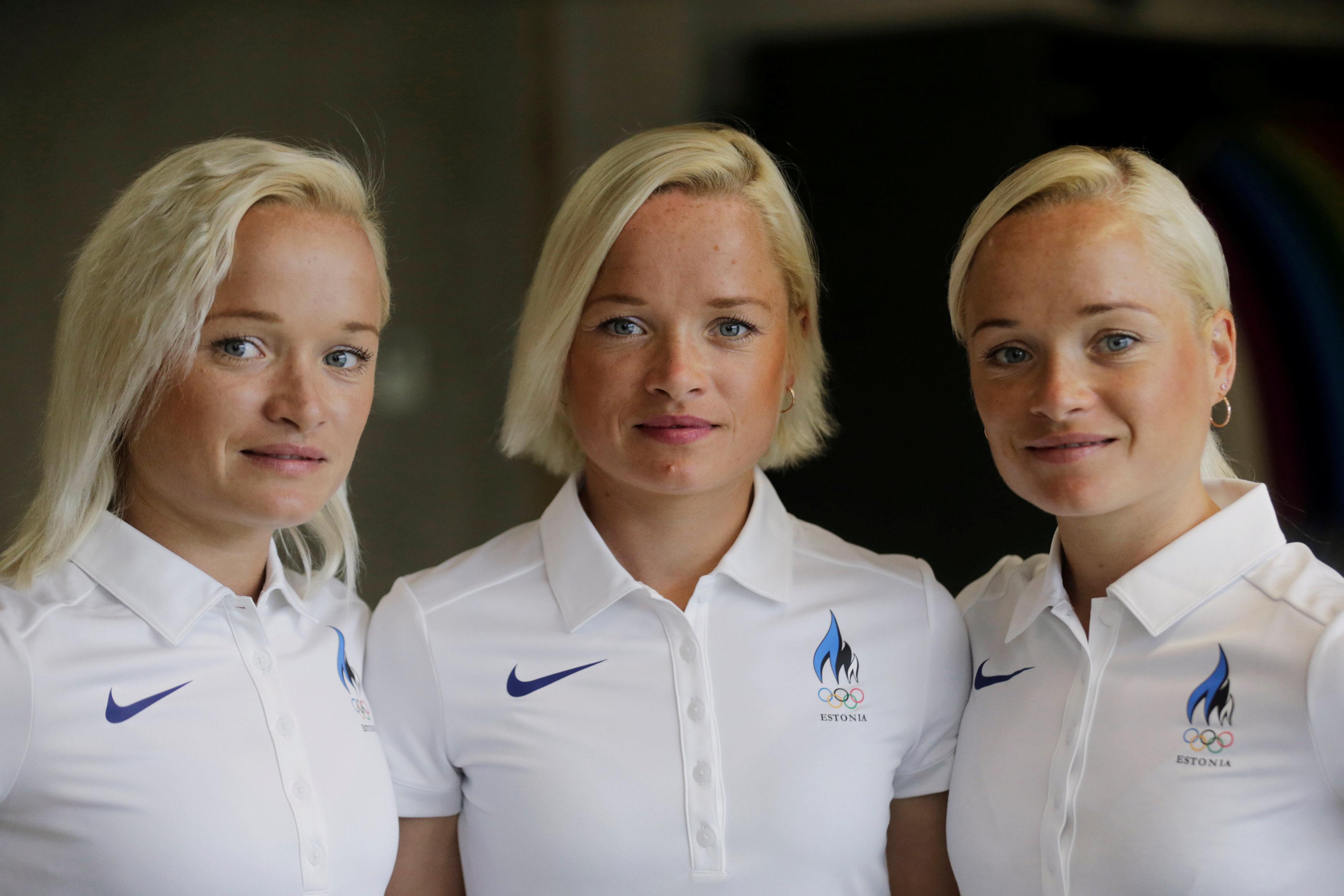 Die Luik-Drillinge bei Olympia 2016