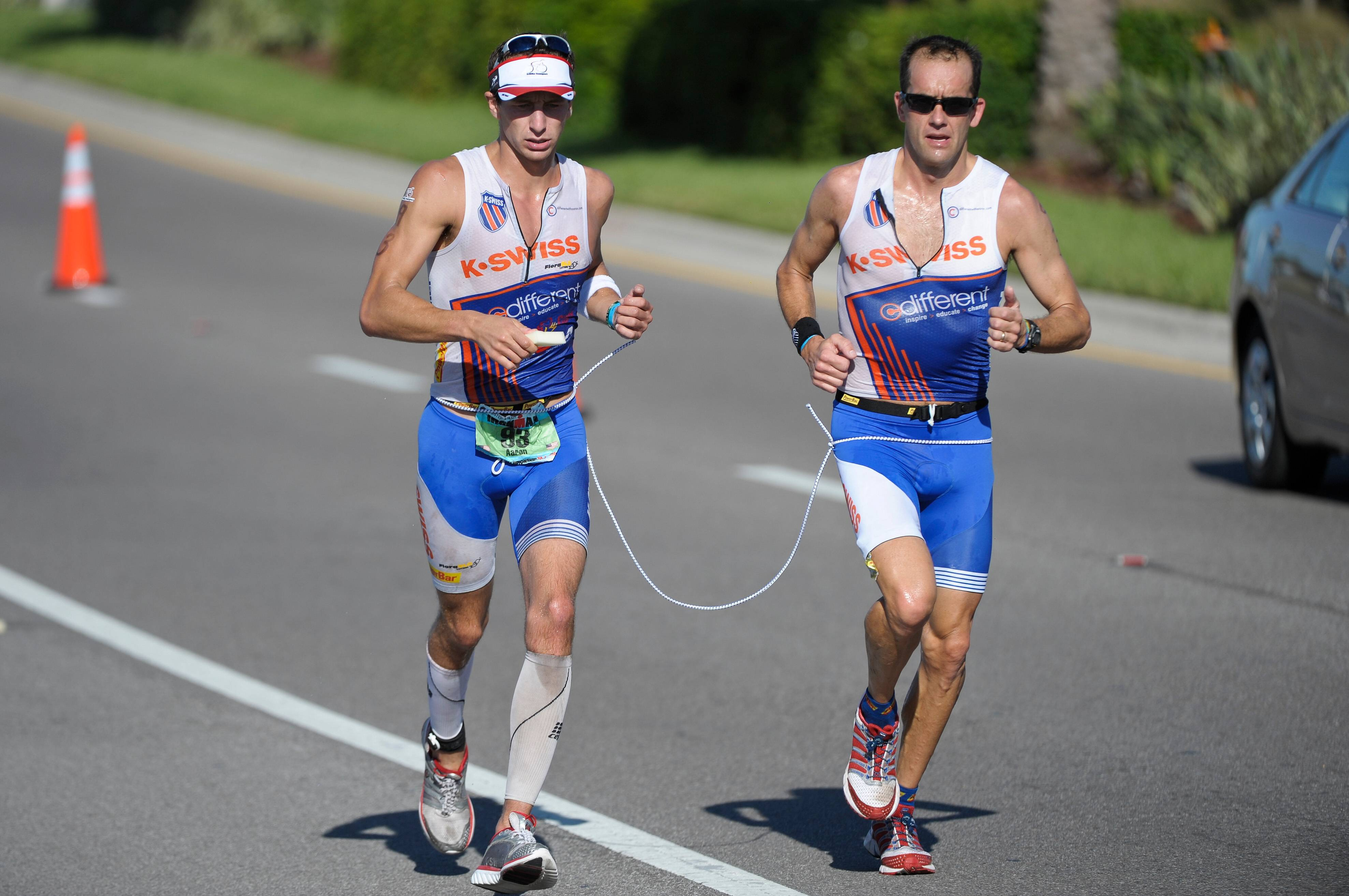 Paralympics: Triathlon
