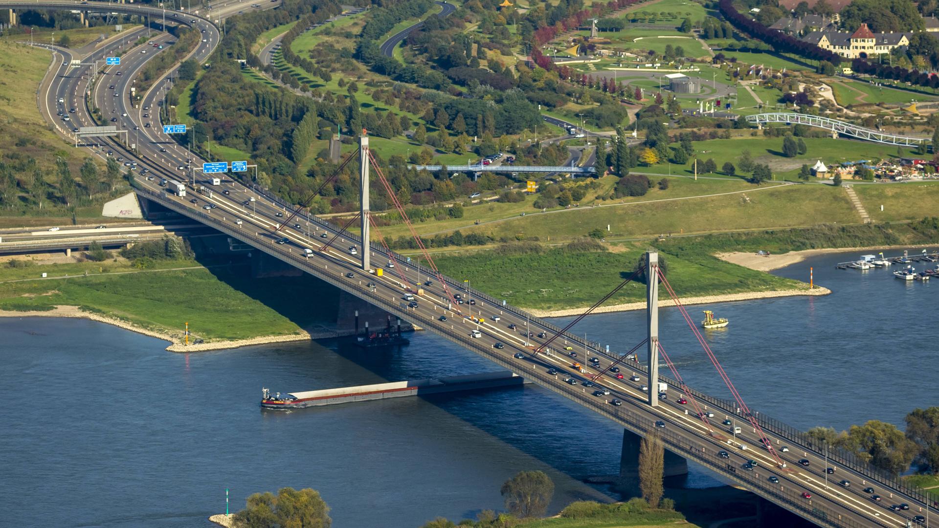 Leverkusener Autobahnbrücke