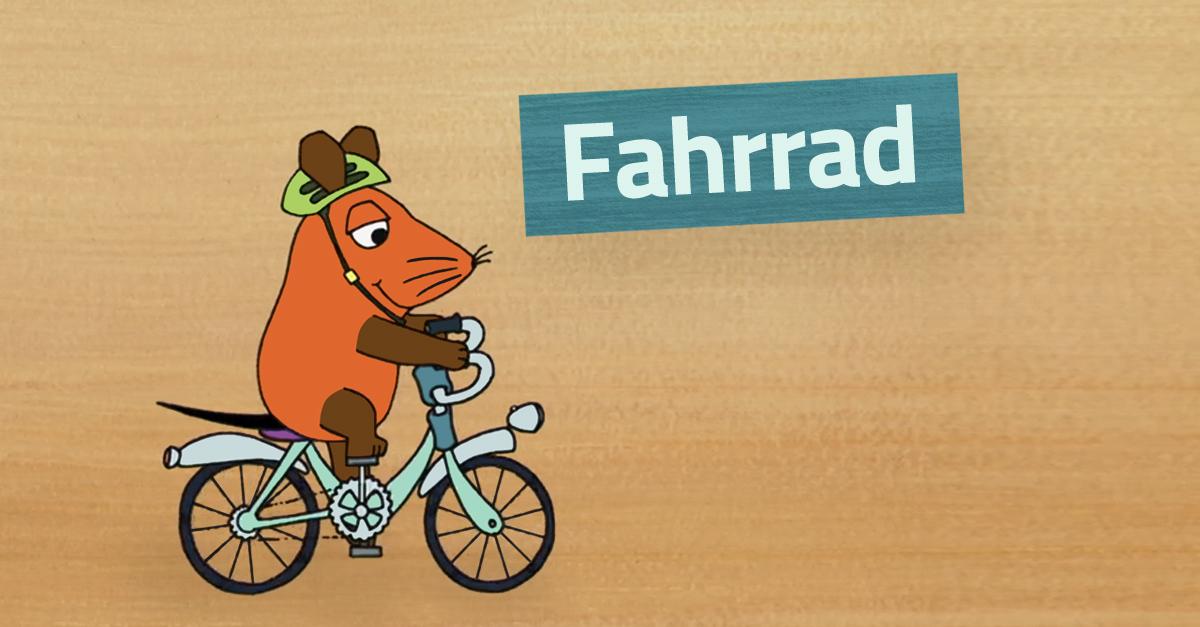 Fahrrad Die Seite Mit Der Maus Wdr
