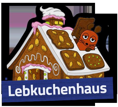 Ein Lebkuchen-Rapunzel-Turm für die Sendung mit der Maus!