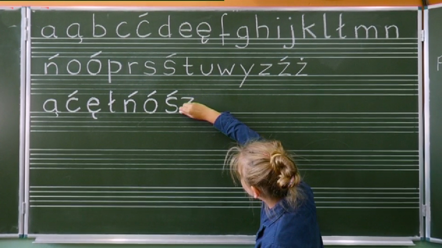 Polnische Buchstaben