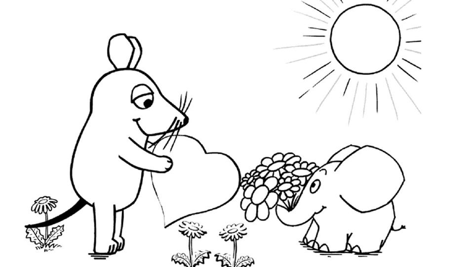 Maus Mit Herz Die Seite Mit Der Maus Wdr